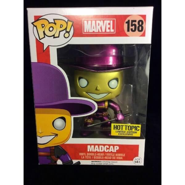 Funko Madcap Chase Pop Vinyl Pop In A Box Us