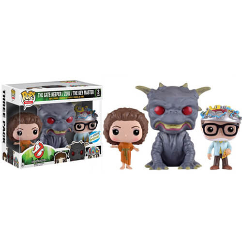Funko Ghostbusters Triple Pack Pop! Vinyl