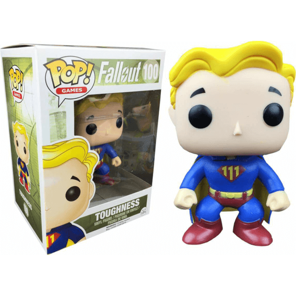 Funko Toughness Pop! Vinyl