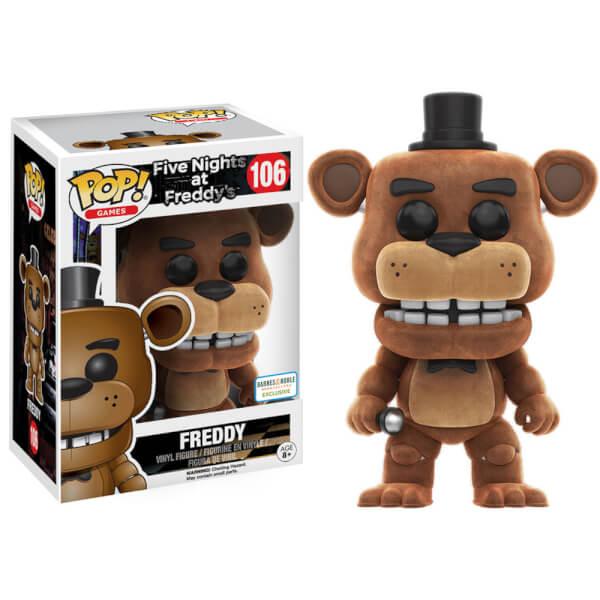 Funko Freddy (Flocked) Pop! Vinyl