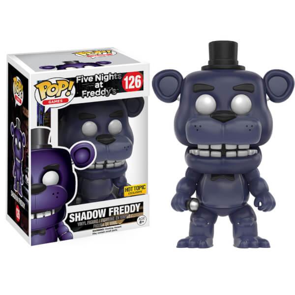 Funko Shadow Freddy Pop! Vinyl