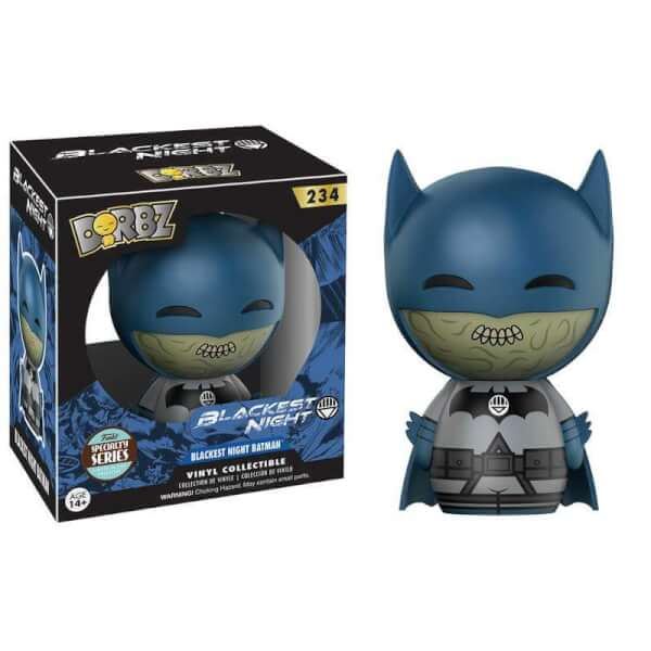 Vinyl Sugar Blackest Night Batman Dorbz