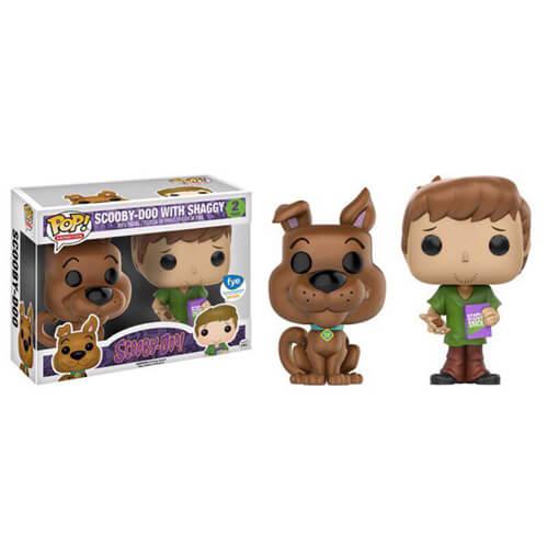 Funko Scooby-Doo With Shaggy (2-Pack) Pop! Vinyl