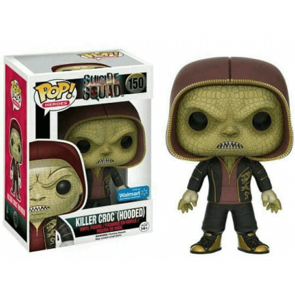 Funko Killer Croc (Hooded) Pop! Vinyl