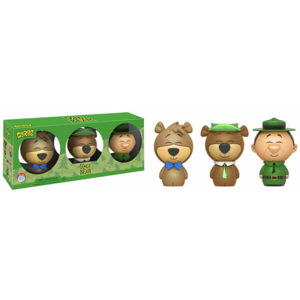 Vinyl Sugar Yogi Bear (3-Pack) Dorbz