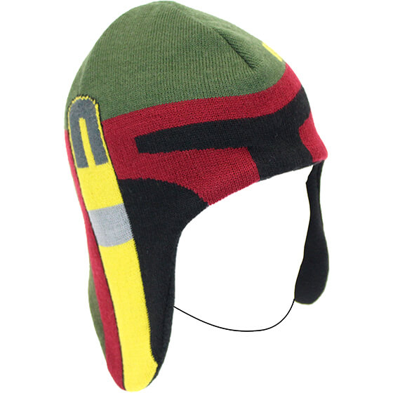 Star Wars Boba Fett Knitted Hat