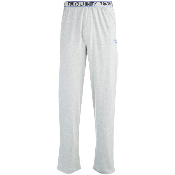 Tokyo Laundry Men's Granby Lounge Pants - Grey Marl