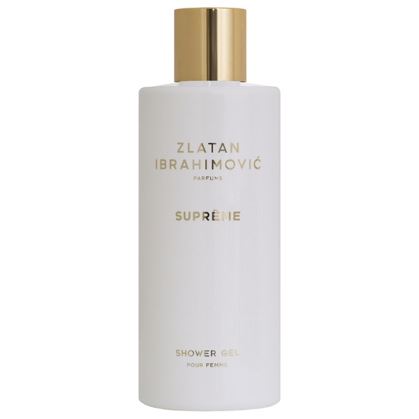 Zlatan Ibrahimovic Suprême Femme Shower Gel 250ml