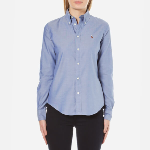 Polo Ralph Lauren Women's Harper Shirt - Navy