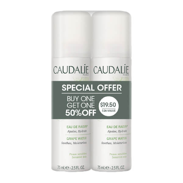Caudalie Grape Water Exclusive Bundle
