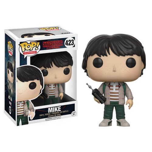 Stranger Things Mike with Walkie Talkie Pop! Vinyl Figure