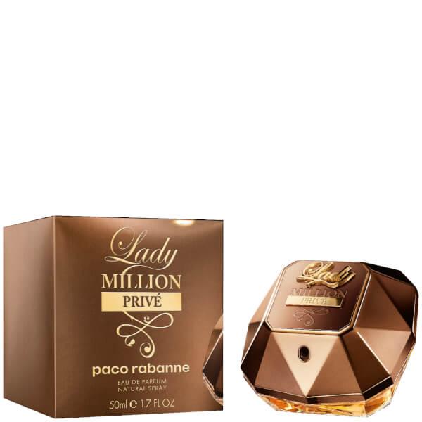Paco Rabanne Lady Million Privé for Her Eau de Parfum 50ml