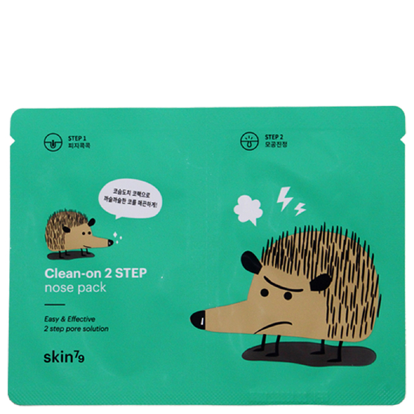 Skin79 Clean-On 2 Step Nose Pack