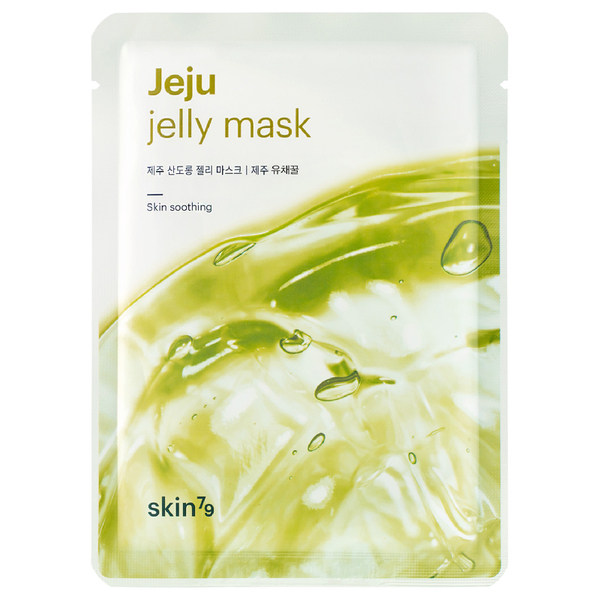Skin79 Jeju Sandorong Jelly Face Mask 33ml - Canola Honey