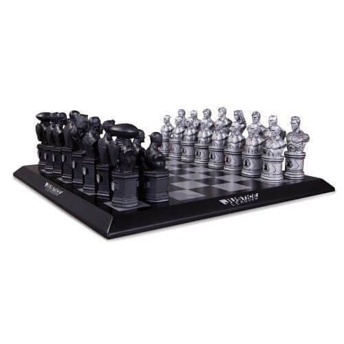 Dc Collectibles Justice League Chess Set Merchandise