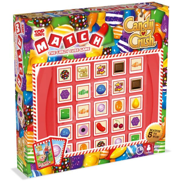 Top Trumps Match - Candy Crush Saga