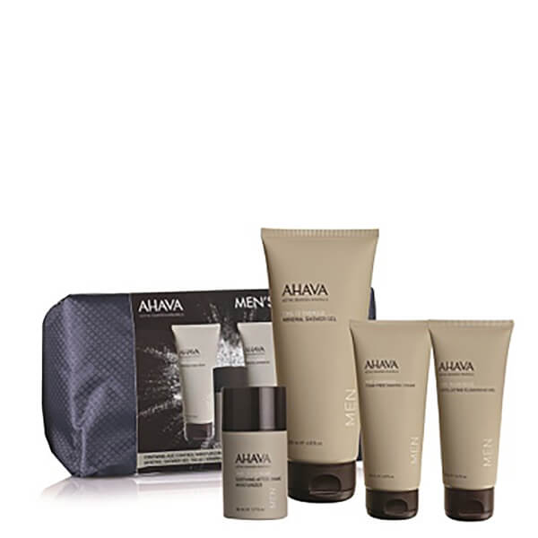 AHAVA Mens Energizing Minerals Kit