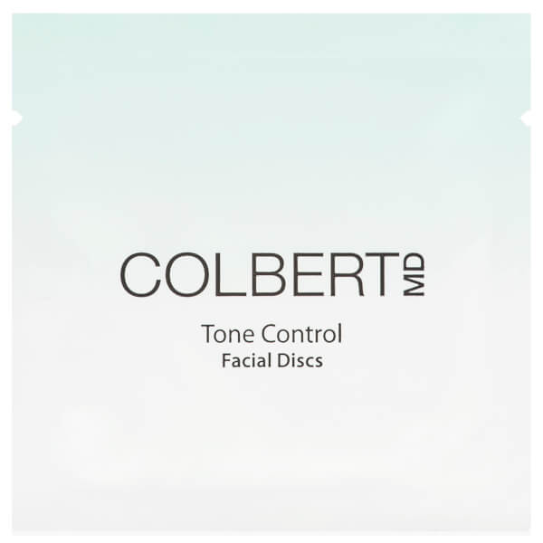 Colbert MD Tone Control Facial Discs (Pack of 20)