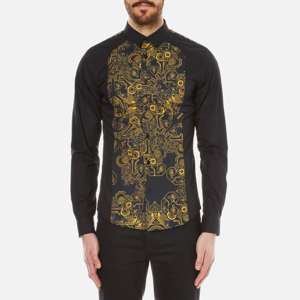 versace baroque shirt