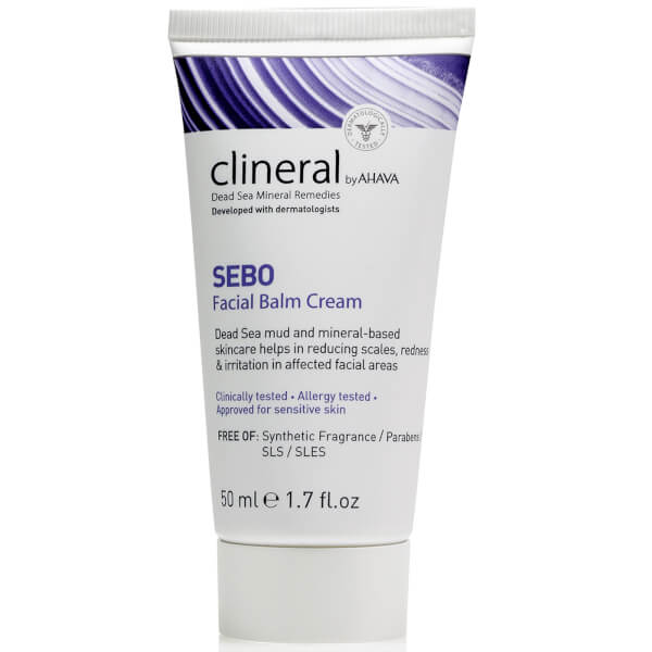 CLINERAL SEBO Facial Balm Cream 50ml