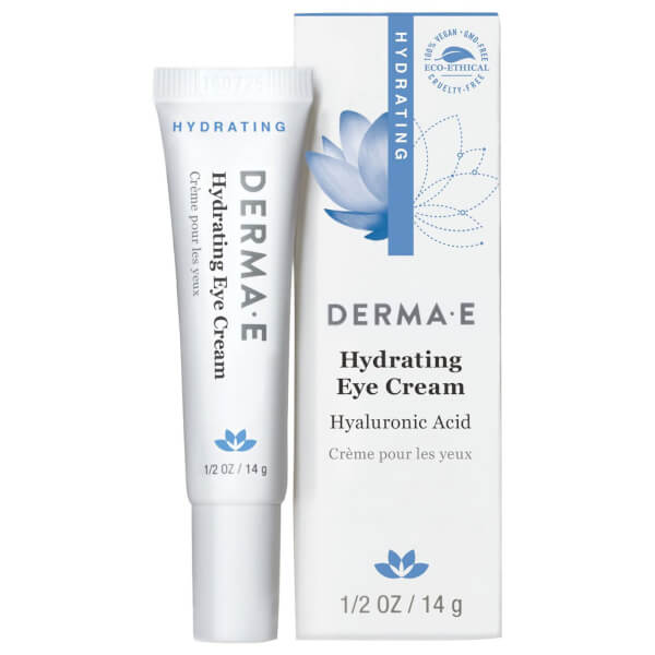 derma e Hydrating Eye Creme with Hyaluronic Acid and Pycnogenol
