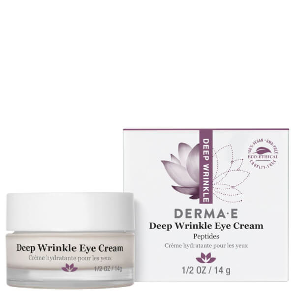 derma e Deep Wrinkle Peptide Eye Creme