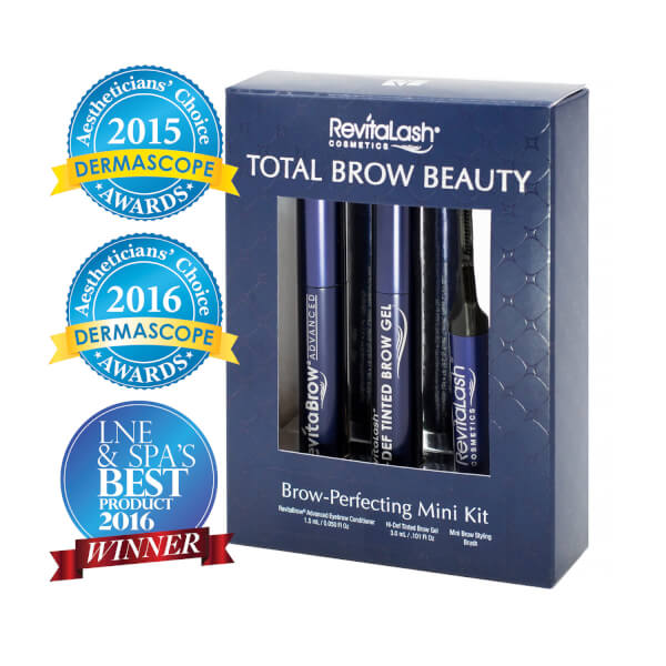 RevitaLash Total Brow Beauty Mini Kit