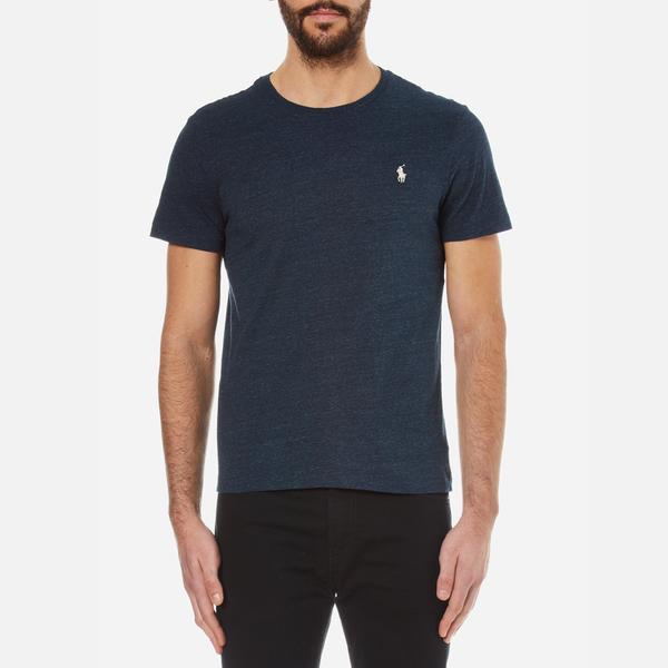 Polo Ralph Lauren Men's Custom Fit T-Shirt - Blue Eclipse: Image 1
