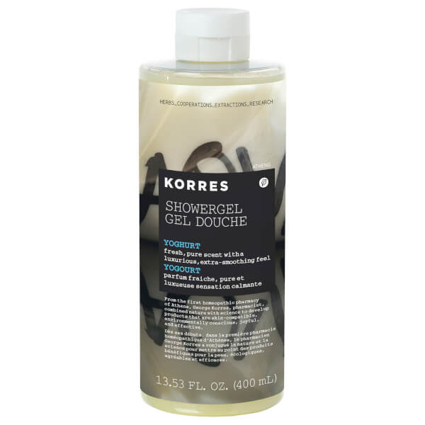 KORRES Yoghurt Shower Gel