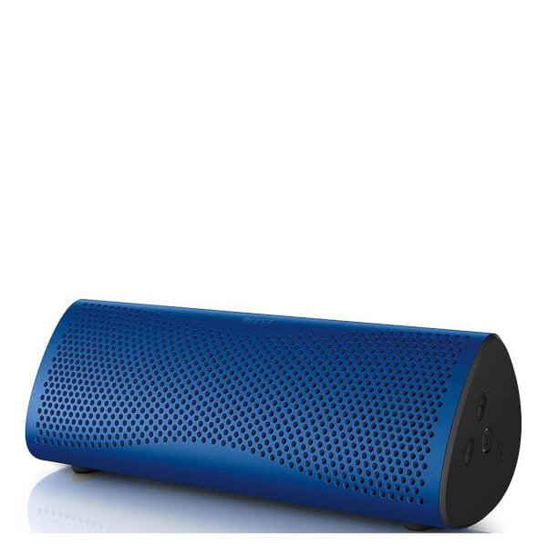 KEF MUO Bluetooth Speaker - Blue