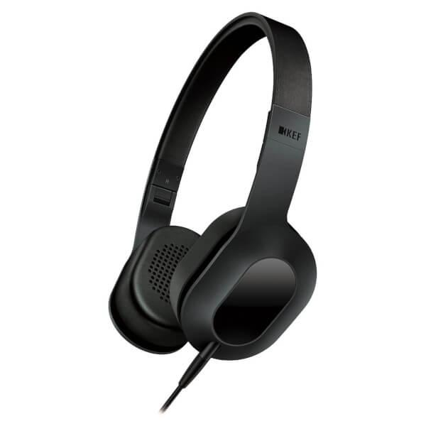 KEF M400 Headphones - Black