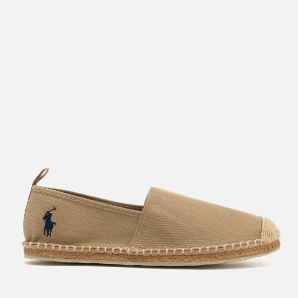 Polo Ralph Lauren Men s Barron Espadrilles - Morgan Tan - Free UK ... cd3b10ed0bd9