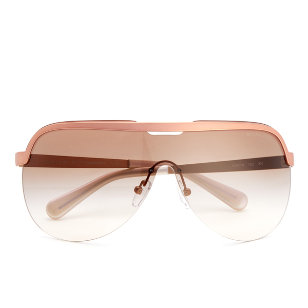 MICHAEL MICHAEL KORS Women's Sweet Escape Sunglasses - Matt Rose Gold