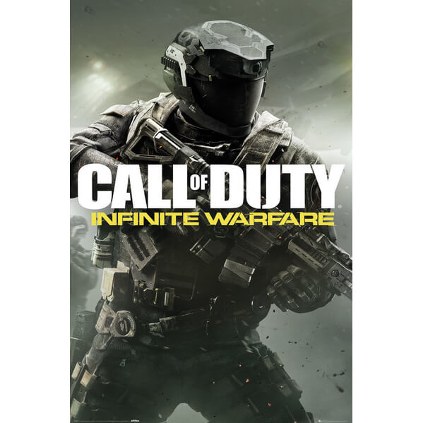 Call Of Duty Infinite Warfare New Key Art Maxi Poster - 61 x 91.5cm