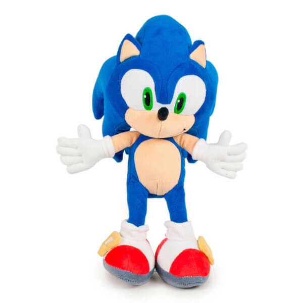 Sonic The Hedgehog Plush Figure Sonic