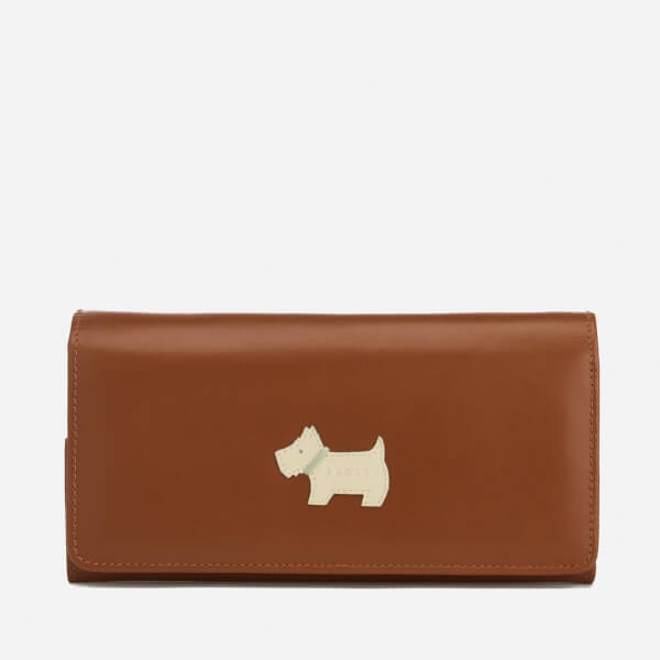 Radley Women's Heritage Dog Large Flapover Matinee - Indus Tan