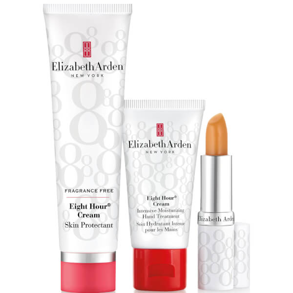 Elizabeth Arden Eight Hour Fragrance Free 3 Piece Collection
