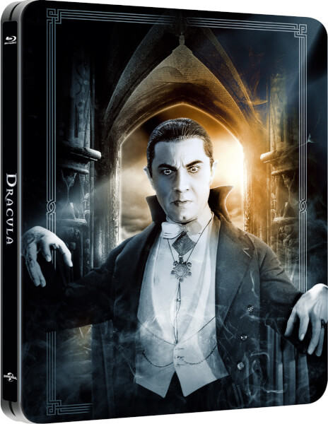 Dracula - Limited Edition Steelbook