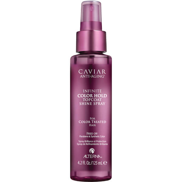 Alterna Caviar Infinite Color Topcoat Shine Spray 125ml