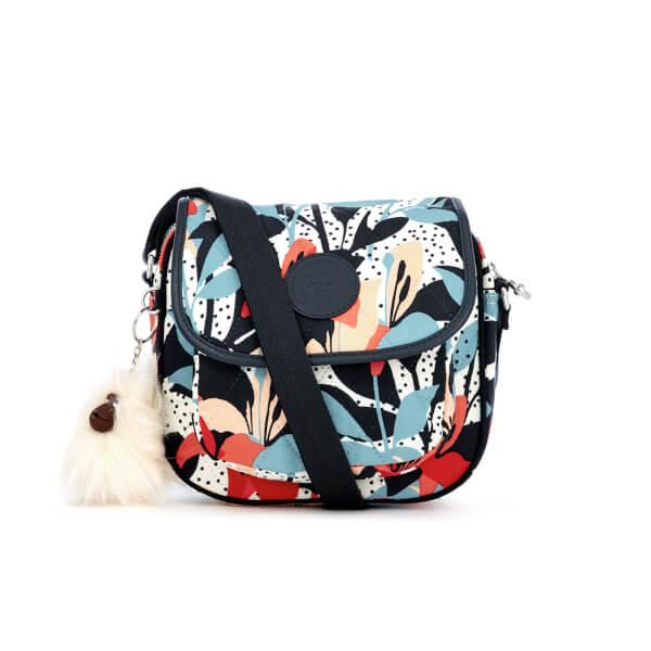 Kipling Women's Nuria Shoulder Bag - Pastel Lily