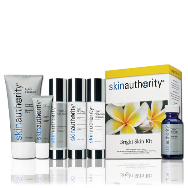 Skin Authority Bright Skin Kit