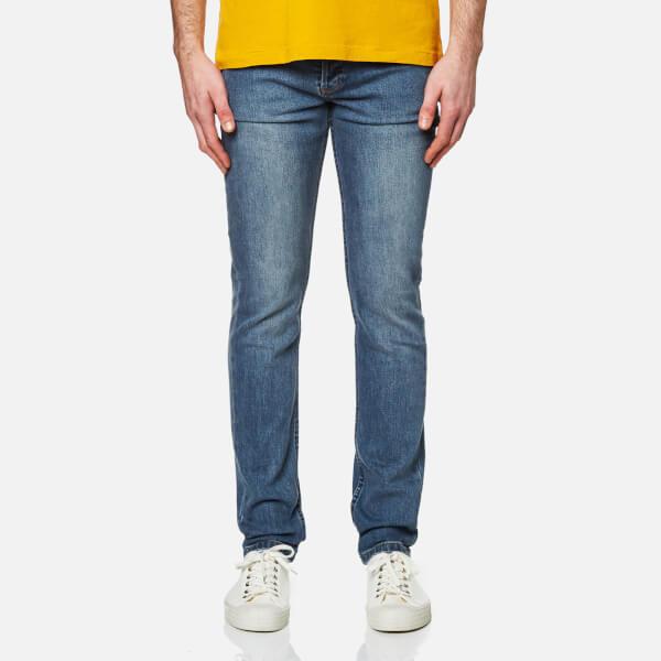 da2fe1f4b9bc9 A.P.C. Men s Petit New Standard Jeans - Indigo - Free UK Delivery ...