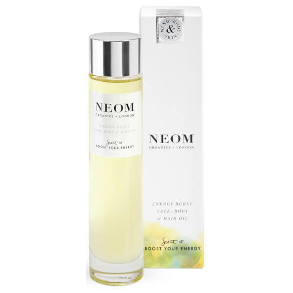 NEOM Energy Burst Face, Body & Hair Oil
