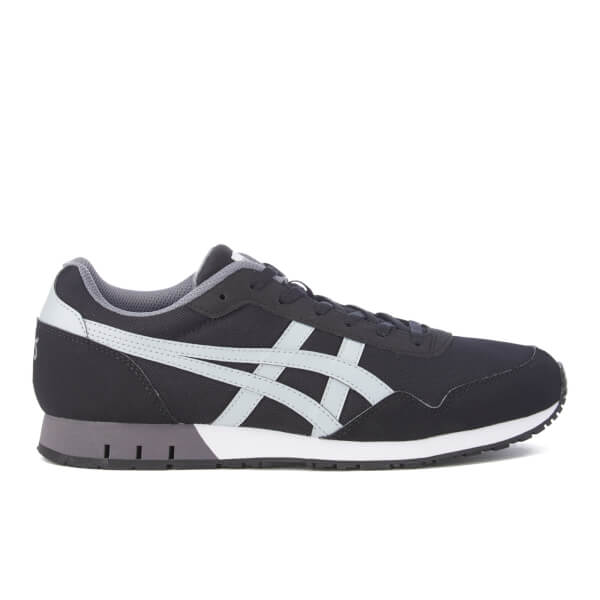 asics curreo black and white