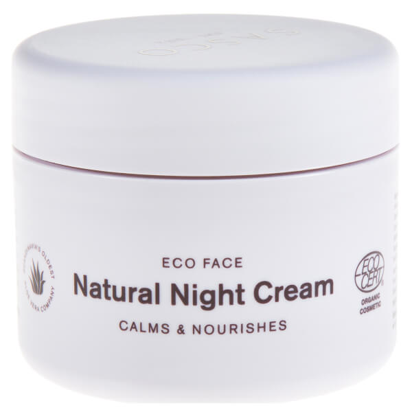 SASCO Eco Face Natural Night Cream 50ml