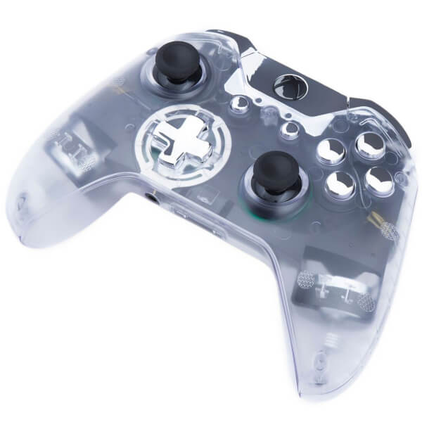 Custom Controllers Xbox One Controller - Transparent ...