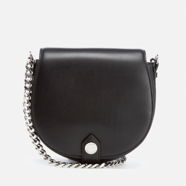Karl Lagerfeld K/Chain Mini Handbag - Black