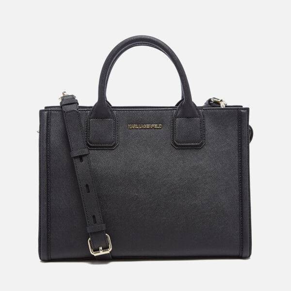 Karl Lagerfeld Women's K/Klassik Tote Bag - Black