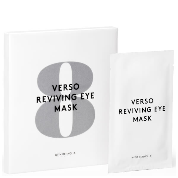 VERSO Reviving Eye Mask (4 Pack)