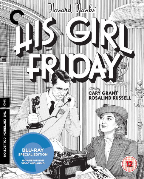His Girl Friday - TheCriterion Collection